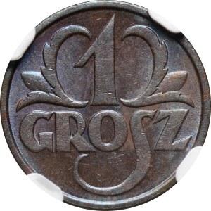II RP, grosz 1930, Warszawa