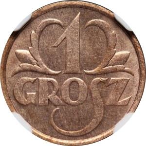 II RP, grosz 1934, Warszawa