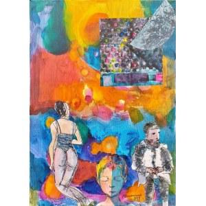 """Piotr Romanowski, Z cyklu """"Marzenia"""" (2019)"""