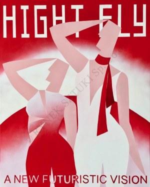 "Małgorzata Rusiecka, ""Hight fly"" (2019)"