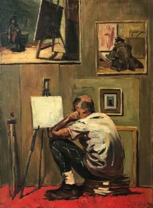 Sławomir J. Siciński, Lekcja malarstwa (2019)