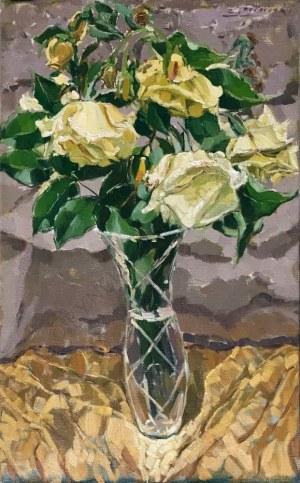 Sławomir J. Siciński, Żółte kwiaty (2019)