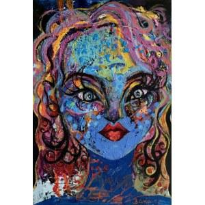 Barbara Szwedowska, Juicy-Kolor/energia, popatrz (2018)