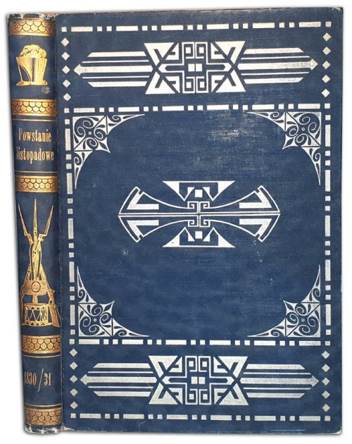 SOKOŁOWSKI- DZIEJE POWSTANIA LISTOPADOWEGO 1830-1831