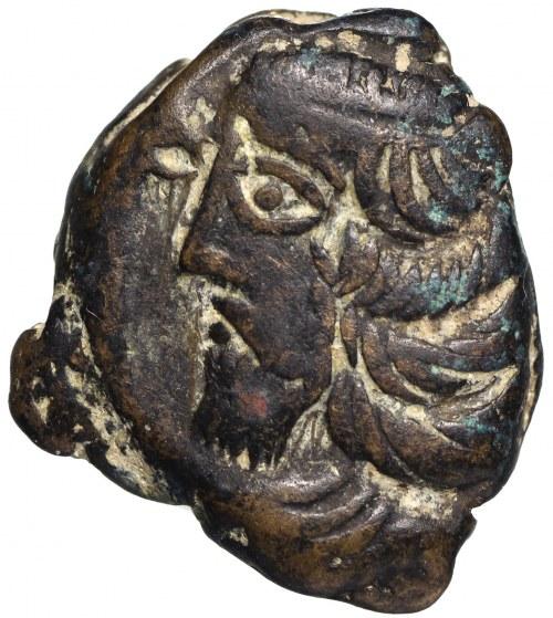 Indo-Partowie, Sanabares II, Brąz