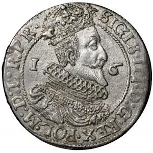 Zygmunt III Waza, ort 1624 Gdańsk