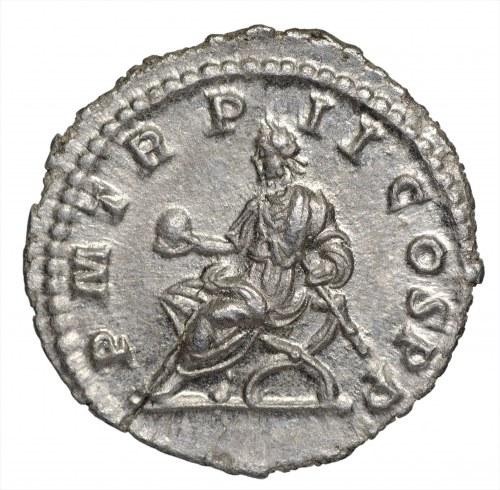 Cesarstwo Rzymskie Makrynus Denar