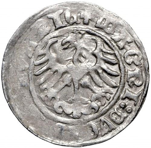 Zygmunt Stary, półgrosz 1513 Wilno