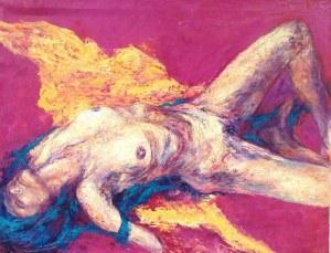 Magdalena Weber, Akt Różowy