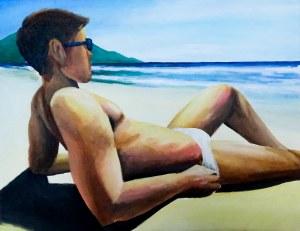José Angel Hill, Beach boy