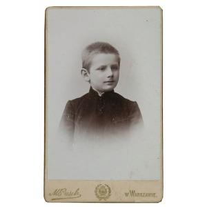 M. PUSCH (XIX w.), Dwie fotografie