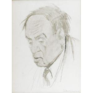 Tadeusz WAŚKOWSKI (1883-1966), Autoportret