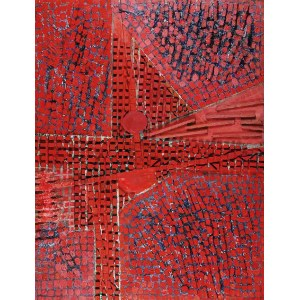 Józef JAREMA (1900-1974), G1-Relief 5, 1974