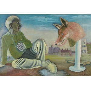 Karol WIECZOREK (ur. 1949), Dialog z Picassem