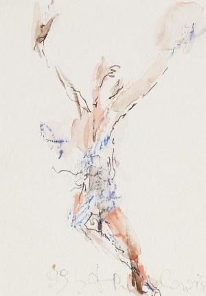 Teresa RUDOWICZ (1928-1994), Zmartwychwstały, 1989