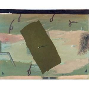 JULIUSZ NARZYŃSKI (UR. 1934), Kapryśny sierpień, 2001