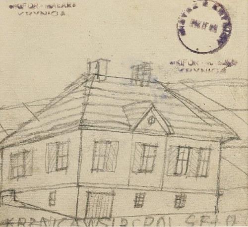 Nikifor KRYNICKI (1895-1968), Dom