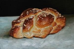 Szymon Kurpiewski, Sweet bread, 2019