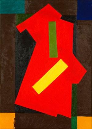 Tobiasz Kenio, Abstrakcja III, 2016
