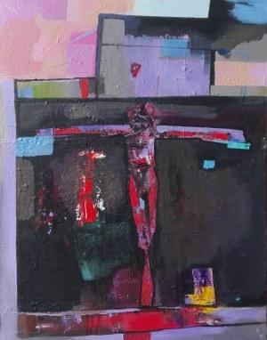 Piotr Gola, Crucifixion, 2016r.