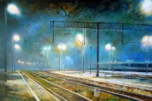 Włodzimierz Kukliński, Nocny pociąg