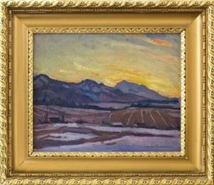 Stefan Filipkiewicz (1879-1944), Zachód słońca