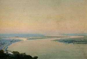Iwan Trusz (1869-1941), Dniepr