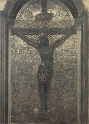 Jan Wojnarski (1879-1937), Krucyfiks królowej Jadwigi na Wawelu
