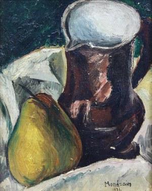 Szymon Mondzain (1888 Chełm - 1979 Paryż), Martwa natura, 1921 r.