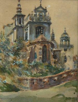 Marian Puchalski (1912-1970), Kościół św. Anny w Warszawie