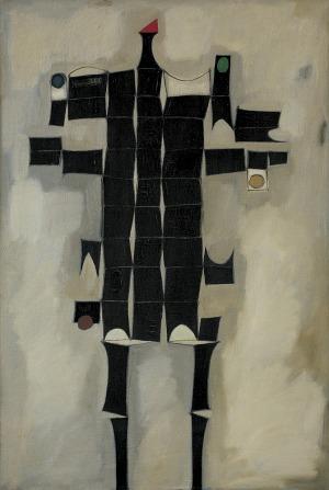 Mazurkiewicz Alfons, ŻONGLER, 1960