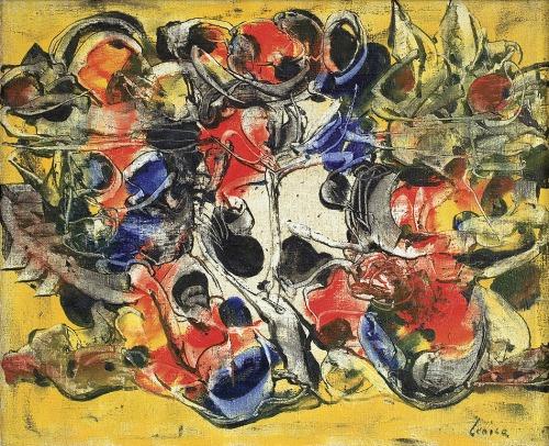 Lenica Alfred, ŻYCIE WIEJSKIE, 1964