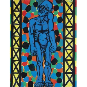 Czapla Marian, NAFCIARZE (NIEBIESKI), 2005