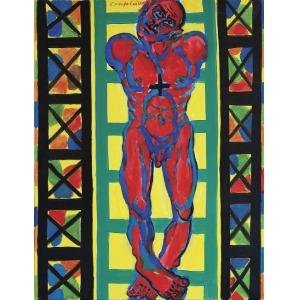 Czapla Marian, NAFCIARZE (CZERWONY), 2005