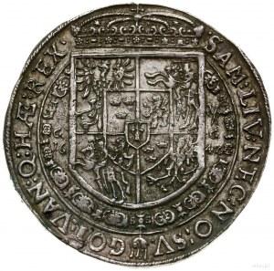Talar, 1642, mennica Bydgoszcz; Aw: Popiersie władcy w ...