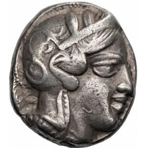 GRECJA - Ateny, Tetradrachma (440-404 p.n.e.) - Sówka