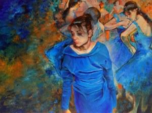 Włodzimierz Kukliński - Niebieskie tancerki