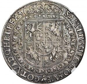 RRR-, Zygmunt III Waza, Talar 1628, Bydgoszcz, bardzo rzadki