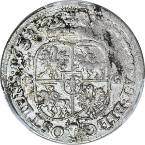 RR-, Jan Kazimierz, Ort koronny 1651, Bydgoszcz, T.7, R3