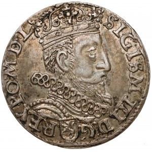 Zygmunt III Waza, Trojak Kraków 1603