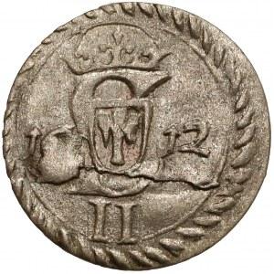 Zygmunt III Waza, Dwudenar Wilno 1612
