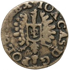 Jan II Kazimierz, GROSZ Wschowa 1650 - 2x Wieniawa - rzadkość