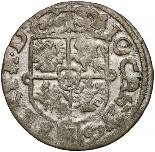 Jan II Kazimierz, Półtorak Poznań 1662 - bez obwódek