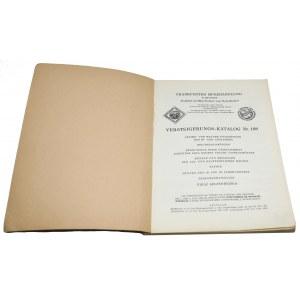 E. Button, Auktions-Katalog 1963 No.108