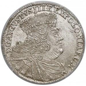 August III Sas, Ort Lipsk 1754 EC - efraimek