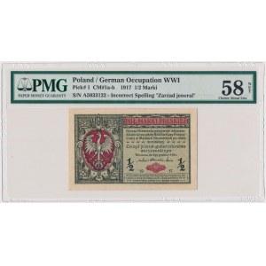 Jenerał 1/2 mkp 1916 - A