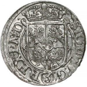 Zygmunt III Waza, Półtorak Ryga 1620 - lis w OTOKU - b.rzadki