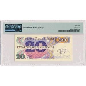 20 złotych 1982 - P