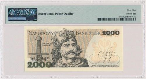2.000 złotych 1979 - AK