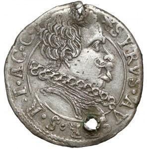 Italy, Correggio, Giovanni Siro da Correggio, 6 Soldi 1628 - rare